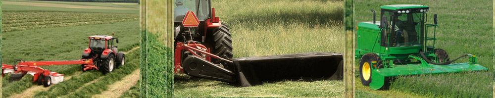 Disc Mower Doctor