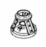 U-55912210 DRUM WELDMENT