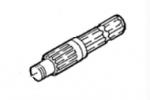 U-9622663 SHAFT