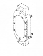 U-AE50985 GEARBOX