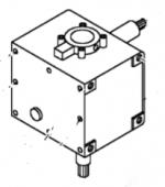 U-AFH205233 GEARBOX