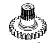 U-FH328287 GEAR